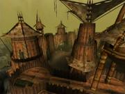 Oddworld mudokon fortress