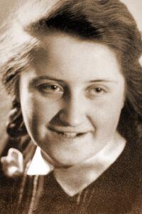 Margreta oelfke portrait