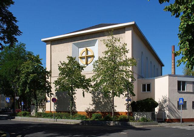 Datei:Frei-religiöse Gemeinde Offenbach Innenstadt.jpg