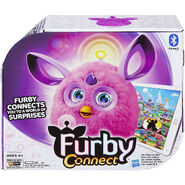 Purple Furby Connect Packaging