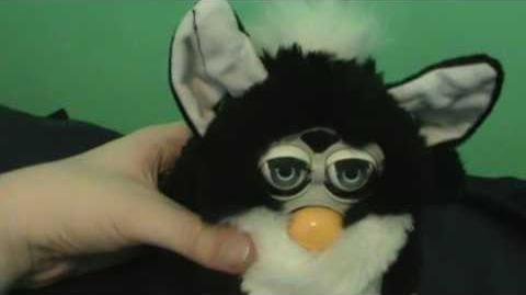 Foobie (Furby Fake)