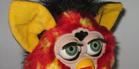 Furby 1998 - Rusty Dots