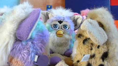 Furby Thumbo,Thumbo and Ha-da