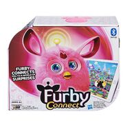 Pink Furby Connect Packaging
