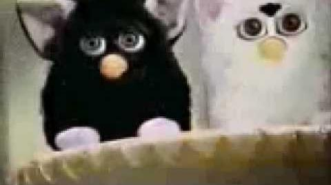 No Furby like Mine Commercial