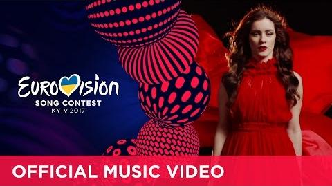 Lucie Jones - Never Give Up On You (United Kingdom) Eurovision 2017 - Official Music Video