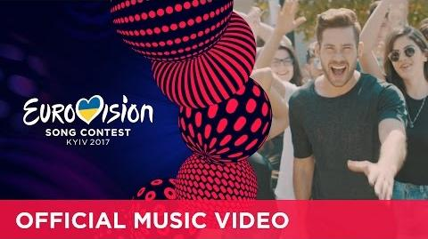 IMRI - I Feel Alive (Israel) Eurovision 2017 - Official Music Video