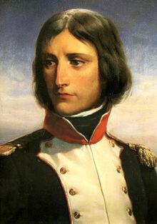 23 year old Napoleon
