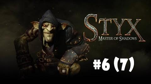Styx Master of Shadows Part 6(7) Libraries are Dangerous!