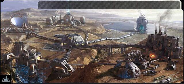 檔案:Ogame Dry Planet Resources Backdrop.jpg