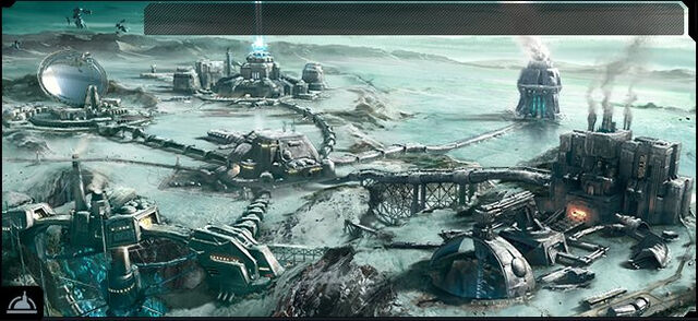 檔案:Ogame Ice Planet Resources Backdrop.jpg