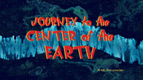 Center of the Earth Title