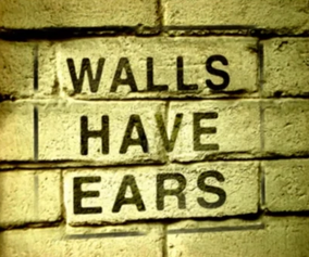Walls Have Ears Title
