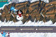 GBA Snowman