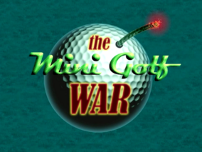 Mini Golf Title