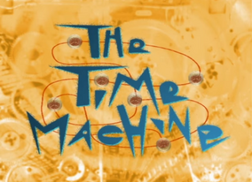 Time Machine Title