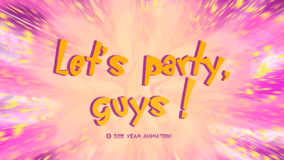 Let's Party Guys Title
