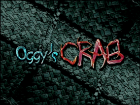 Oggy's Crab Title