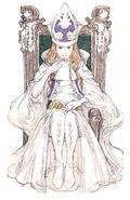 TO PSP Tarot 02 The High Priestess