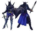 LUCT Terror Knight Art
