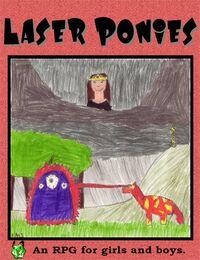 Laserponiescover