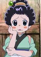 Genzo's Mother
