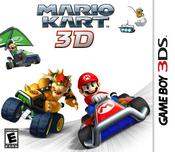 Mario Kart 3D Box