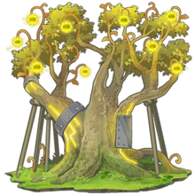 Yellow Sacred Tree 2