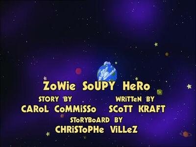 Zowie Soupy Hero
