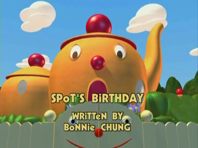 Spot's Birthday (version 2)