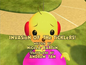 Invasion Of The Ticklers