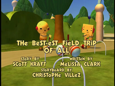 The Best Est Field Trip of All