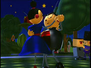 Dance Polina Polie and Percy Polie