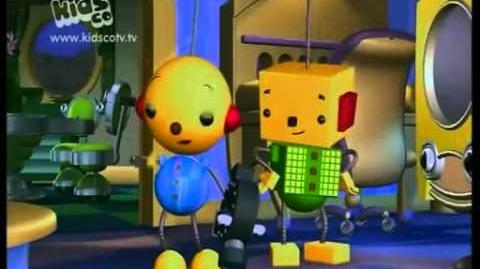 Rolie Polie Olie - A Tooth for Tooth (Arabic Version)