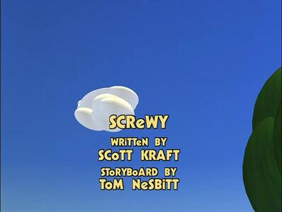 Screwy episode