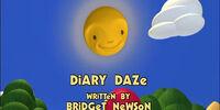 Diary Daze