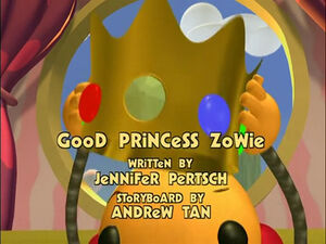Good Princess Zowie