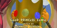 Good Princess Zowie