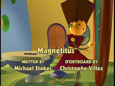 Magnetitus