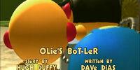 Olie's Bot-ler
