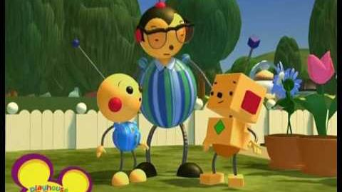 Rolie Polie Olie - Home Sick (Spanish Version)-0