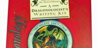 Dragonology Code-Writing Kit pictures