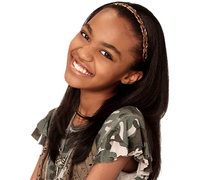 China Anne McClain PNG