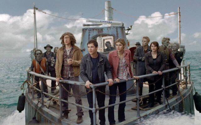 File:Tyson, Percy, Annabeth and Clarisse on the CSS.jpg