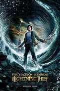 Percy Jackson and the Olympians The Lightning Thief movie