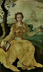 Maerten-van-Heemskerck-De-sibylle-erythraea