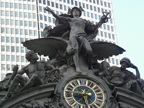 Hermes Statue | Riordan Wiki | FANDOM powered by Wikia