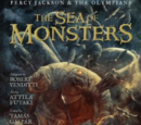The Sea of Monsters (graphic novel)