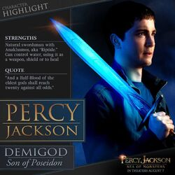 Percy Individual Poster