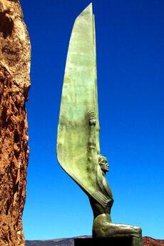 Hoover Dam Angels